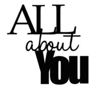 All about you 75 x 73  Bulk pack 5